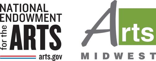 Arts Midwest Touring Fund logo