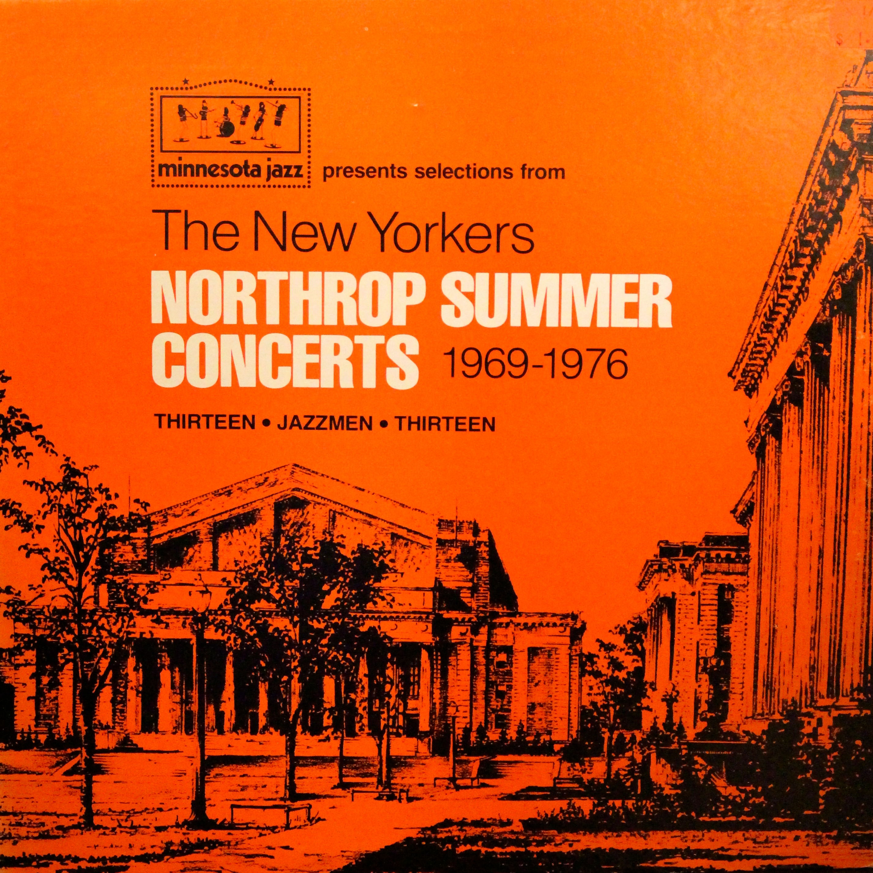 Photo of Northrop Summer Music Album