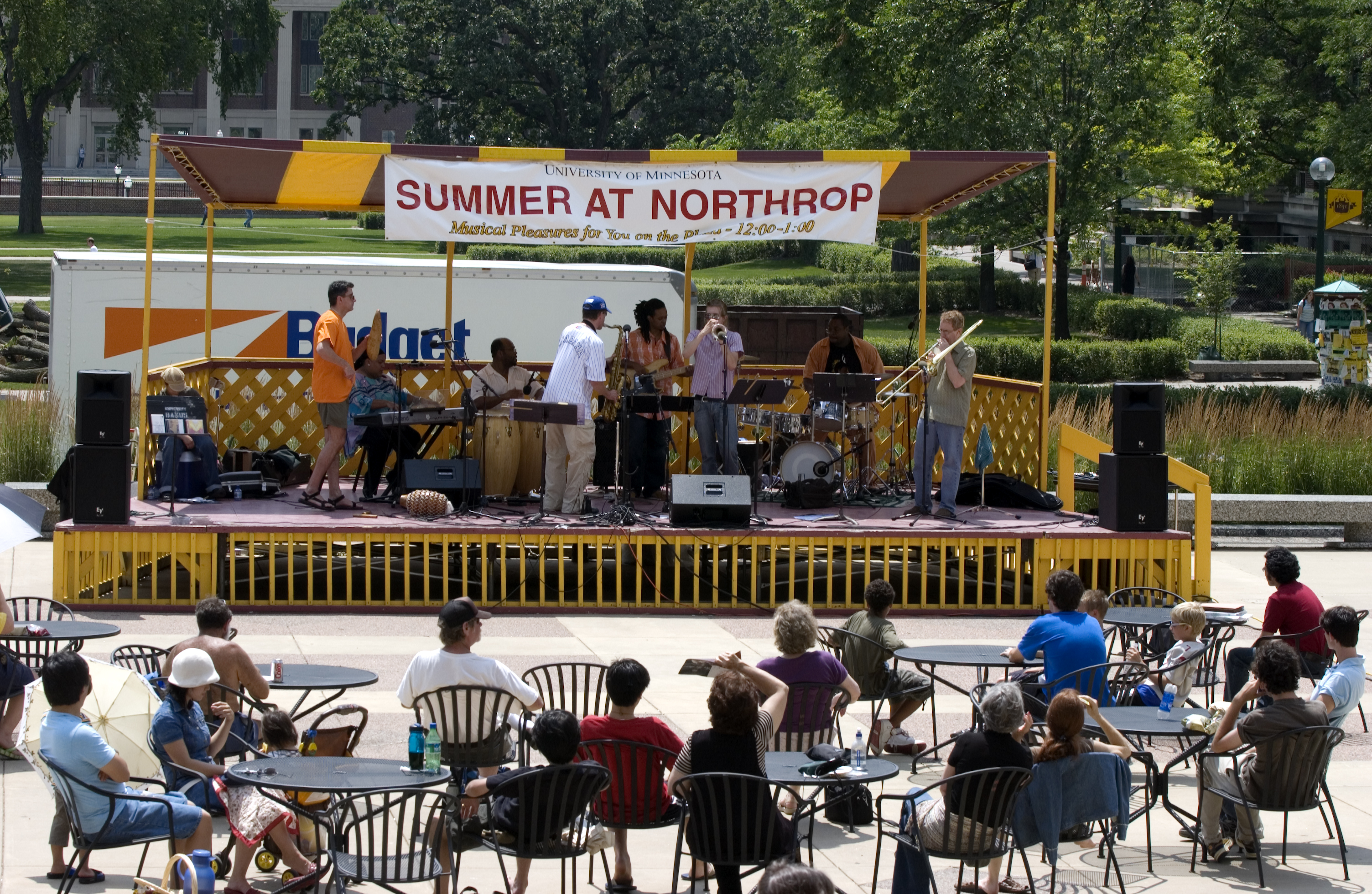 Photo of Music on the Plaza