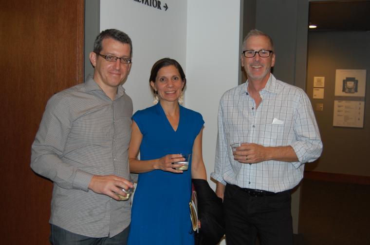 Photo from Northrop Reception