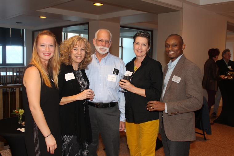 Beer and Ballet reception with the dancers of Ballet West