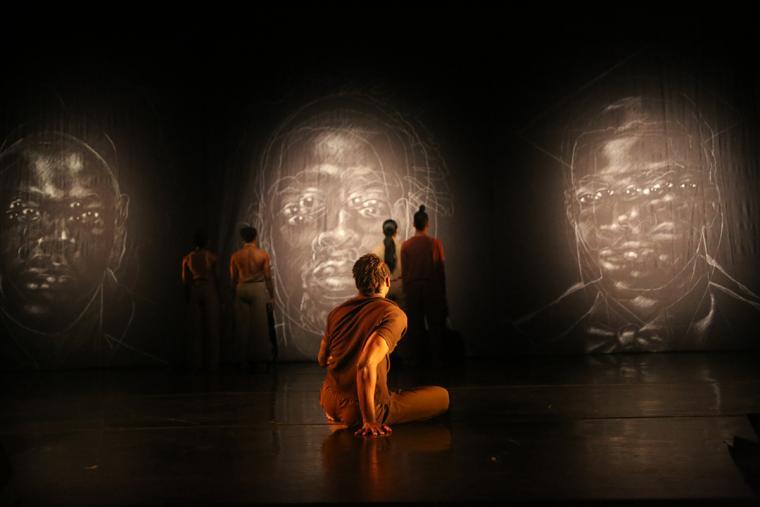 Scene from 'Meditation - A Silent Prayer'