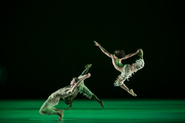 Alonzo King LINES Ballet in Biophony