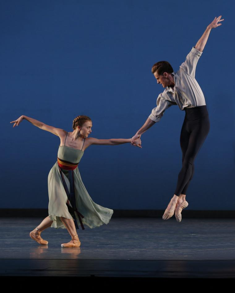 American Ballet Theatre in Songs of Bukovina
