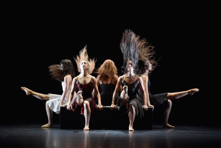 Ballet Preljocaj in Cheveux Filles