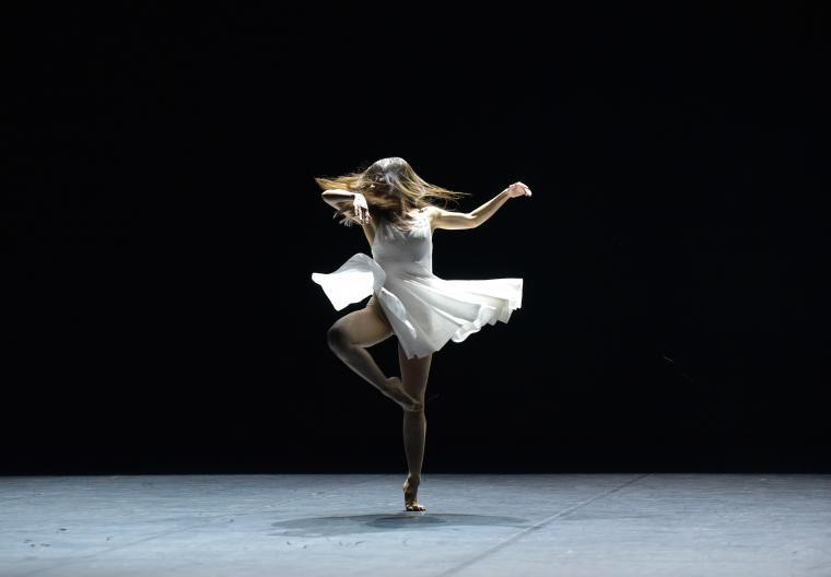 Ballet Preljocaj Solo Yurié Tsugawa