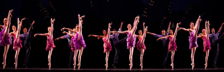 Photo of Ballet West Performing Who Cares