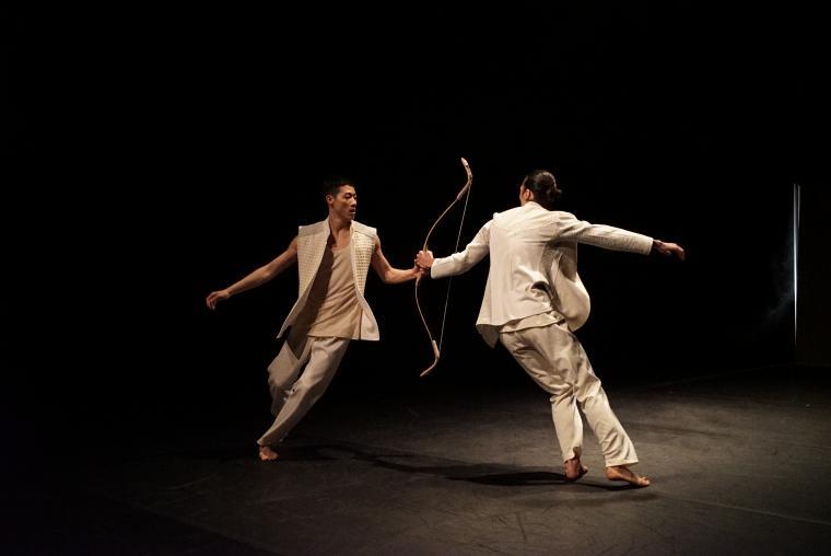 Bereishit Dance Company - Balance and Imbalance