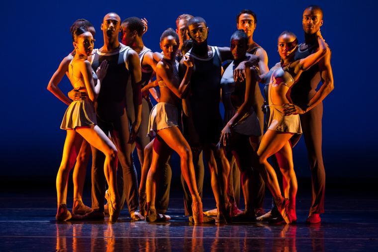 Northrop And Johnson >> Dance Theatre of Harlem   Northrop
