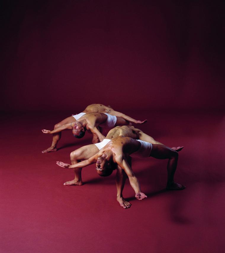 Black Grace Artistic Direction, Neil Ieremia; Photography, Scott Venning