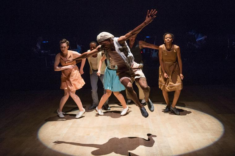 Photo of Dorrance Dance with Toshi Reagon and BIGLovely