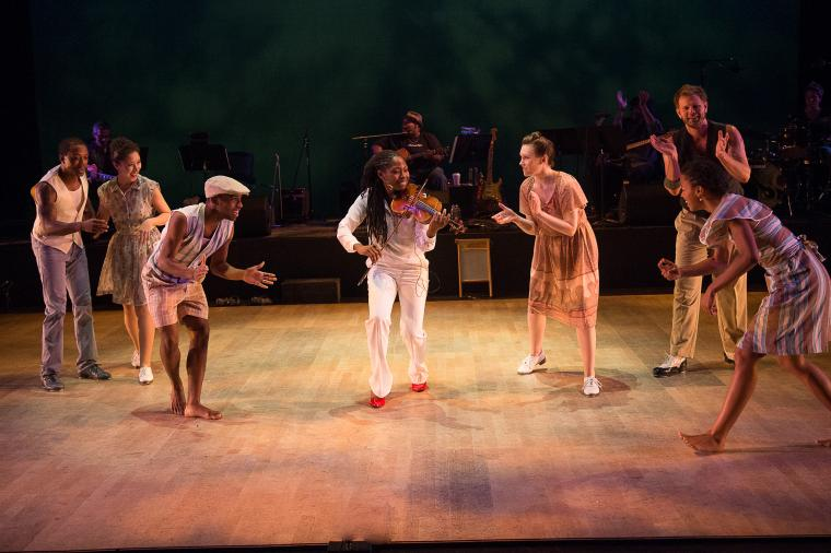 Photo of Dorrance Dance