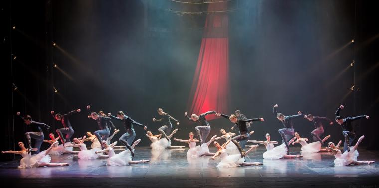 Eifman Ballet - Red Giselle