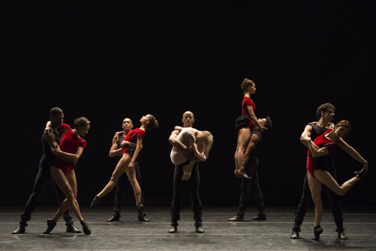 Grupo Corpo- Dança Sinfônica