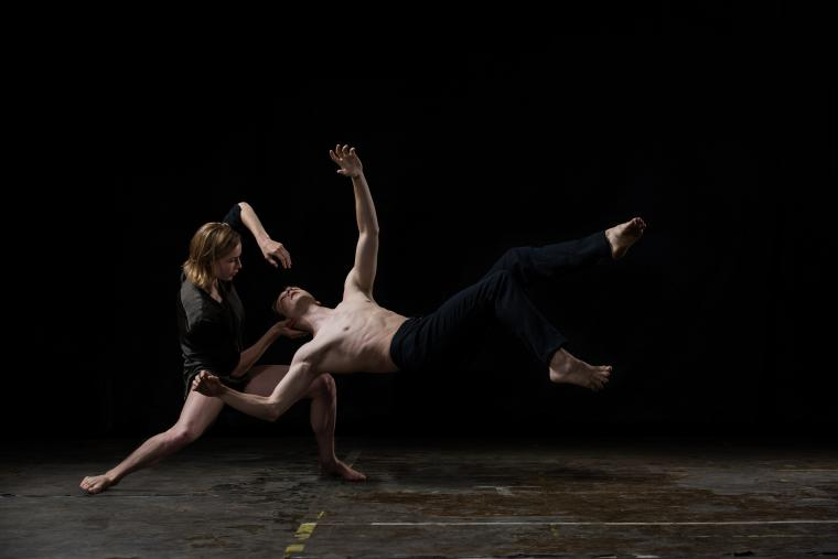 Hubbard Street Dance Chicago - Emilie Leriche - Kevin J Shannon