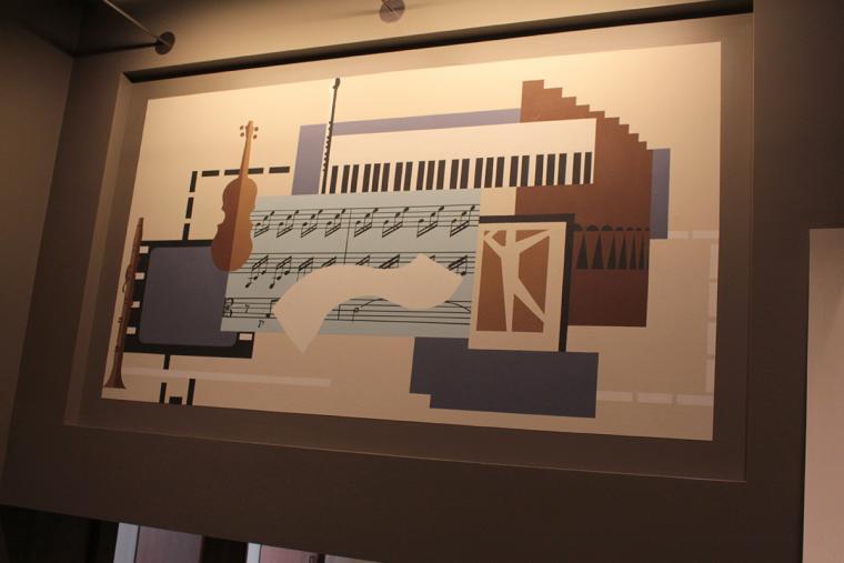 Northrop Mural
