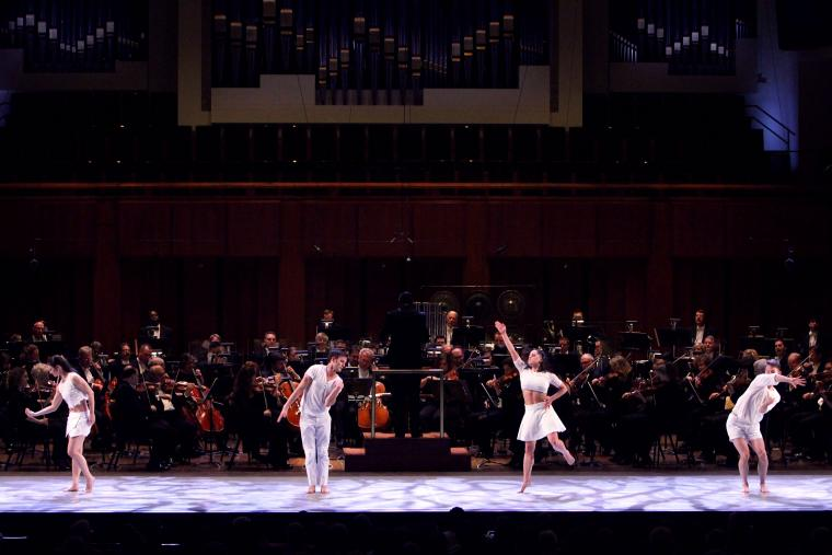 KEIGWIN + COMPANY - Celebrates Bernstein