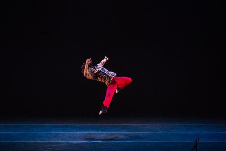Malpaso Dance Company in Ocaso