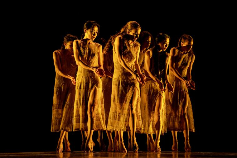 Martha Graham Dance Company in Maxine Doyle and Bobbi Jene Smith's Deo