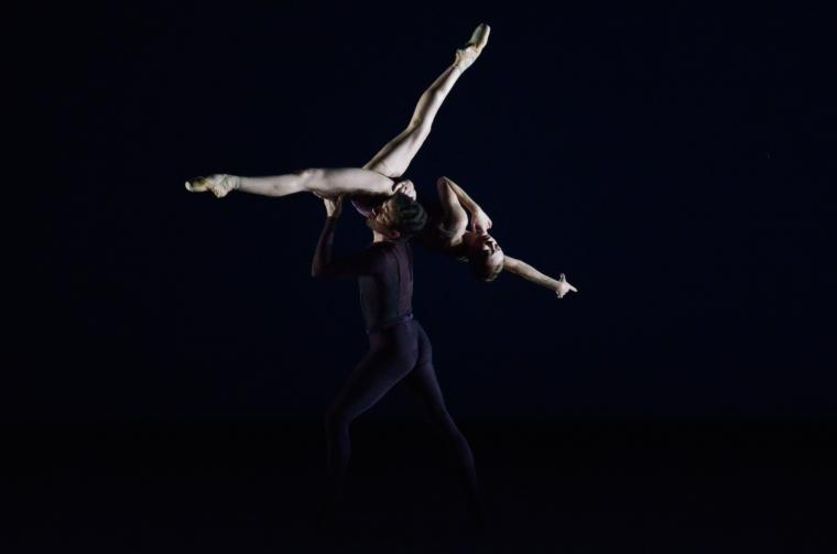 Photo of Miami City Ballet performing Viscera