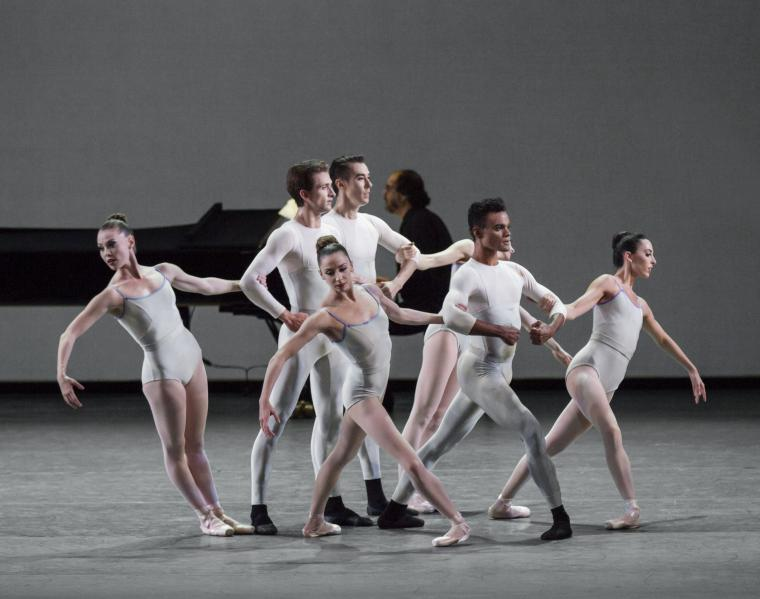New York City Ballet - In Creases