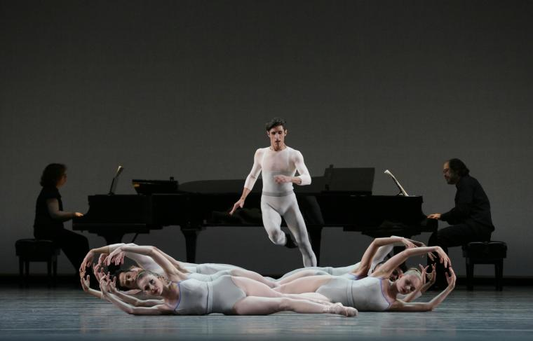 New York City Ballet - In Creases - Sean Suozzi and Ensemble
