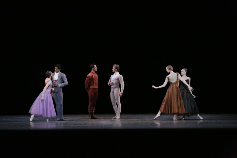 New York City Ballet - In the Night