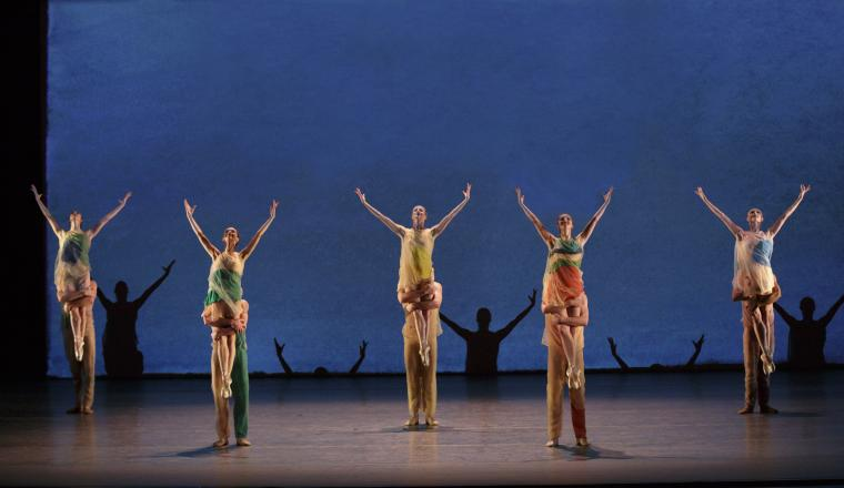 New York City Ballet - Pictures at an Exhibition