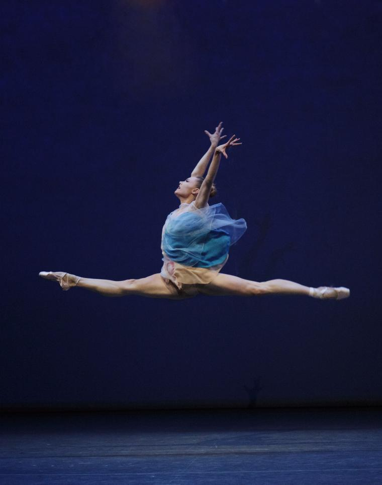 New York City Ballet - Pictures at an Exhibition - Sara Mearns