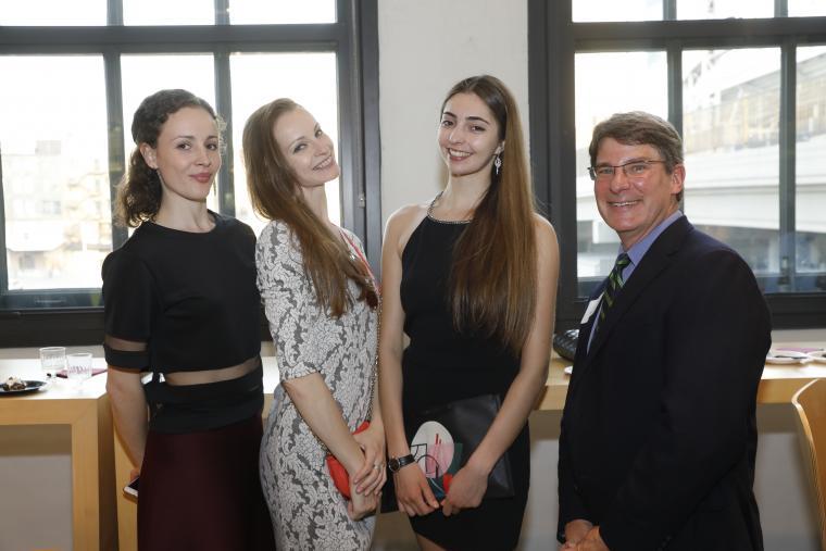 HGA Reception for Eifman Ballet