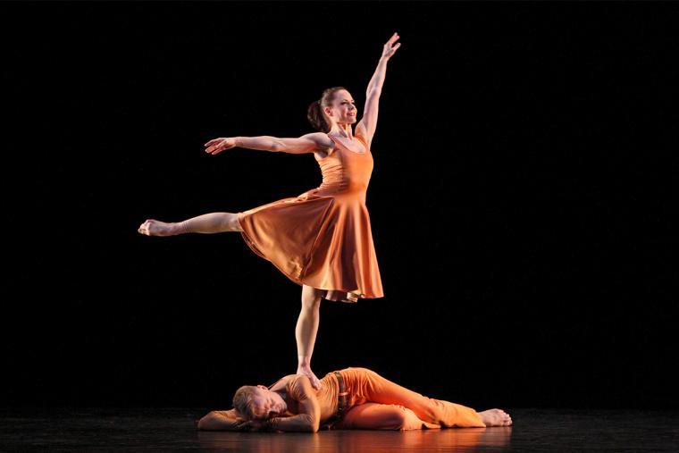 """Paul Taylor Dance Company in """"Esplanade"""" image 3"""
