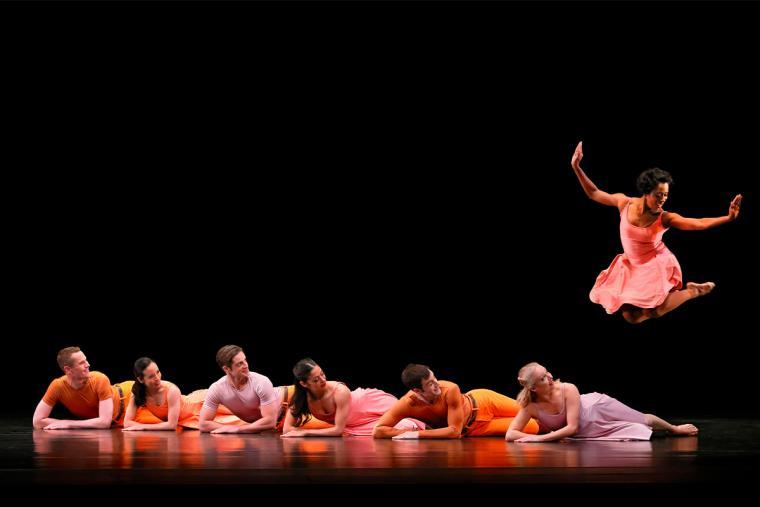 """Paul Taylor Dance Company in """"Esplanade"""" image 5"""