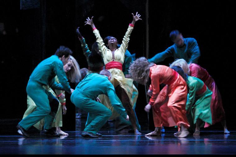 "Paul Taylor Dance Company in ""Last Look"""