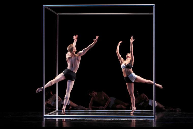 "Paul Taylor Dance Company in ""Polaris"""