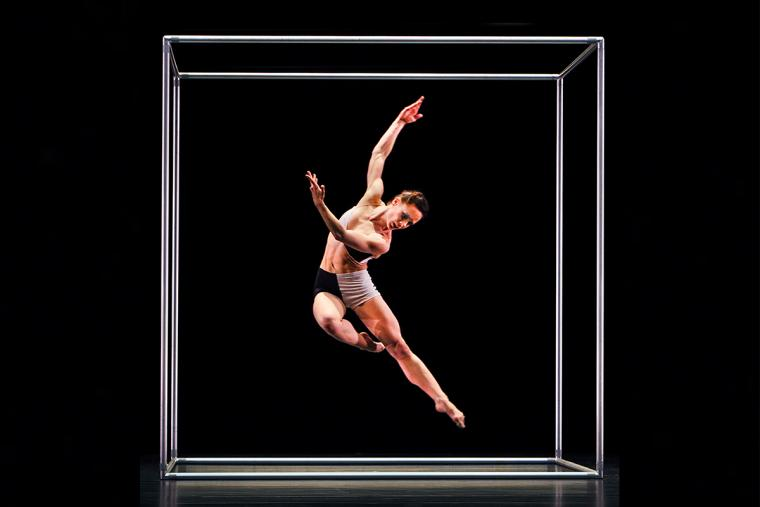 "Paul Taylor Dance Company in ""Polaris"" image 2"