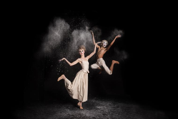 Pittsburgh Ballet Theatre dancers Amanda Cochrane & Yoshiaki Nakano