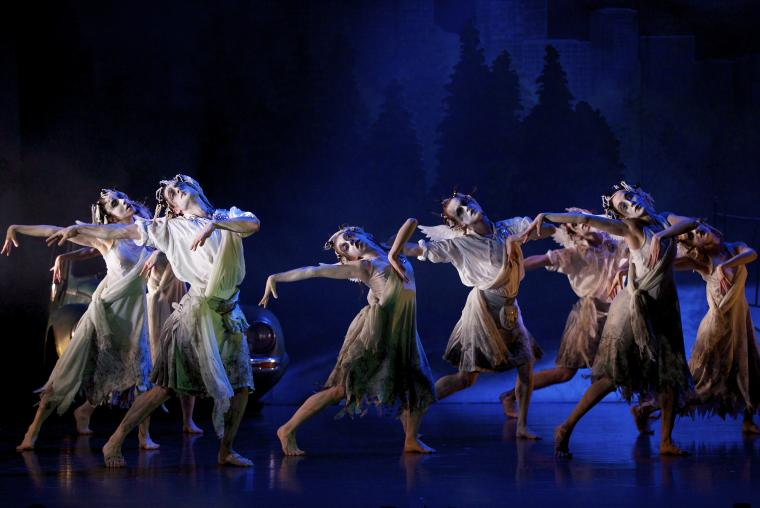 Scottish Ballet- Highland Fling