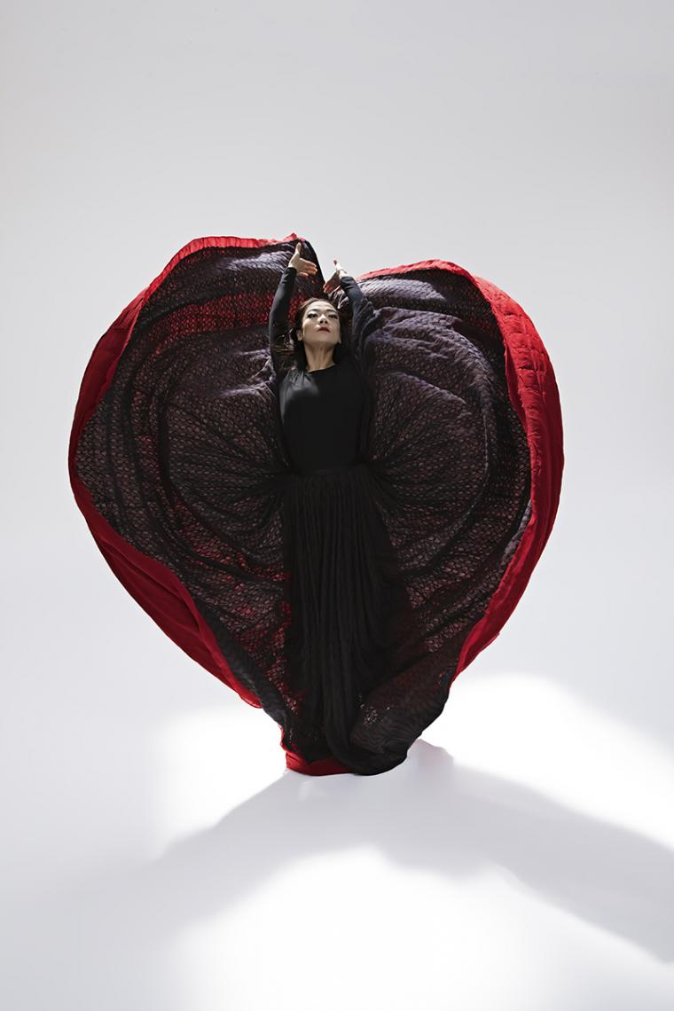 Martha Graham's Xin Ying in Chronicle