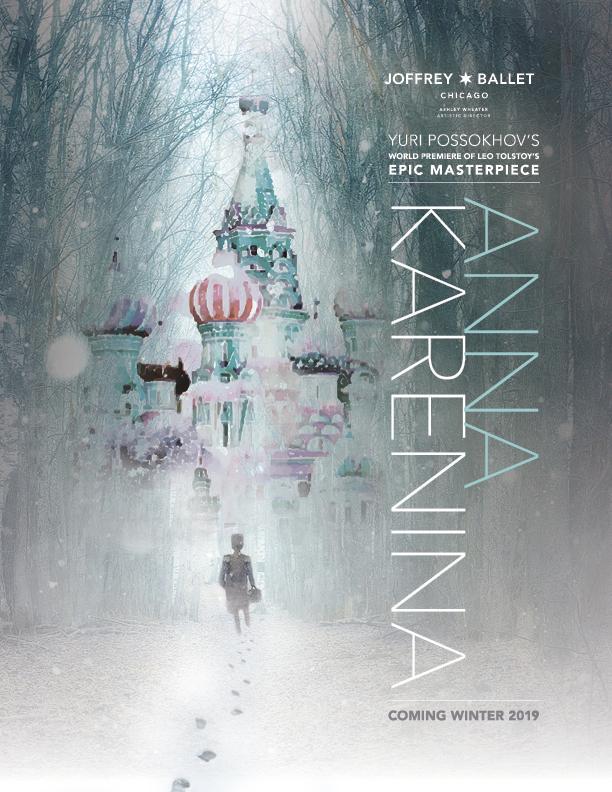 The Joffrey Ballet Anna Karenina