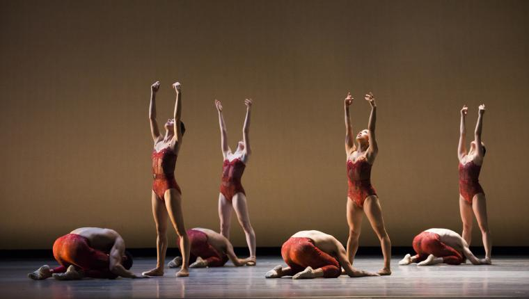 The Joffrey Ballet in Bells
