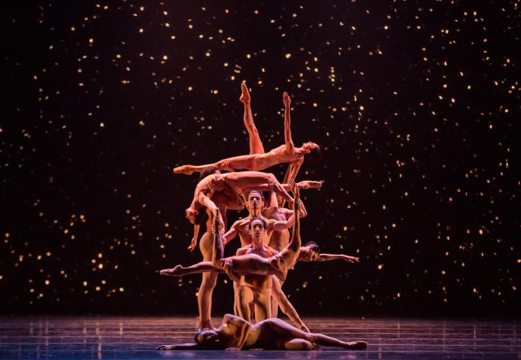 The Joffrey Ballet in Fool's Paradise
