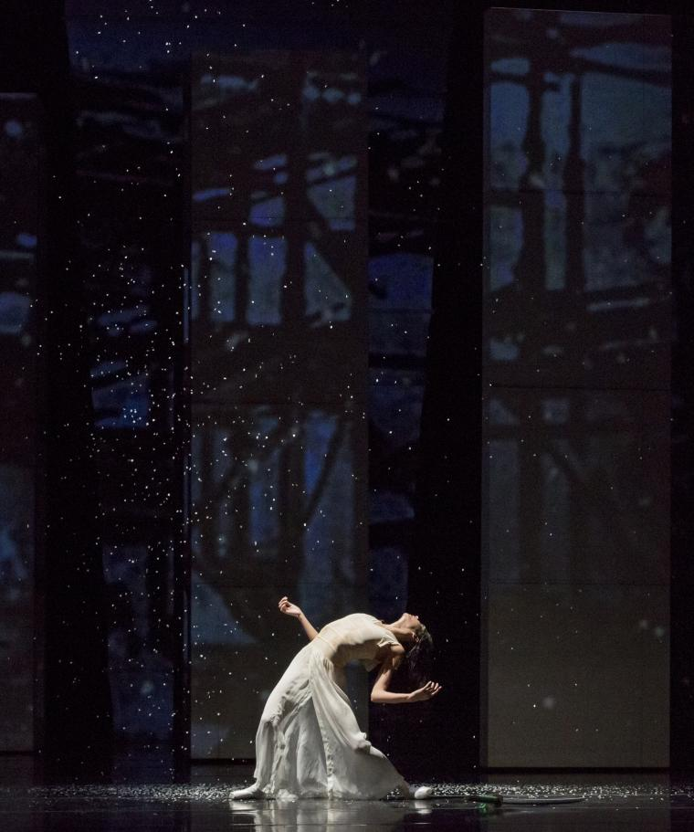 The Joffrey Ballet  in RakU Christine Rocas