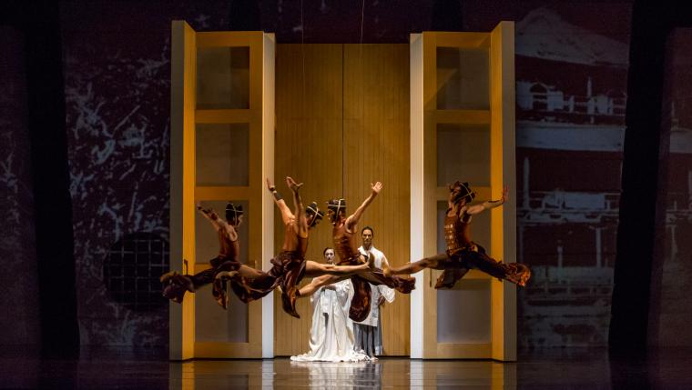 The Joffrey Ballet in RakU