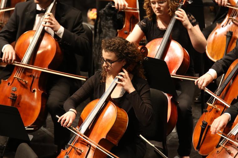 University Symphony Orchestra - 2014