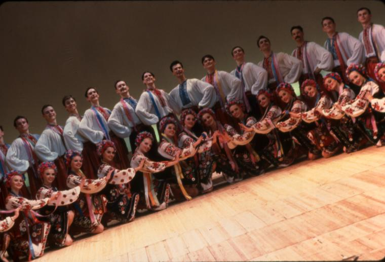 Photo of Virksy Ukrainian National Dance Company