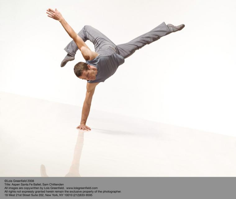 ASFB, Sam Glass, Photo ©Lois Greenfield