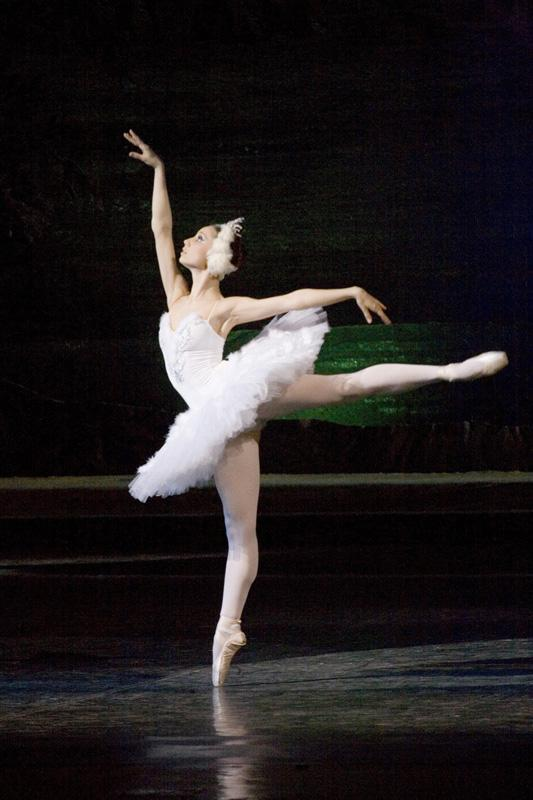 """Swan Lake"", 2nd act, Soloist  - Odetta, Marta Filippova"