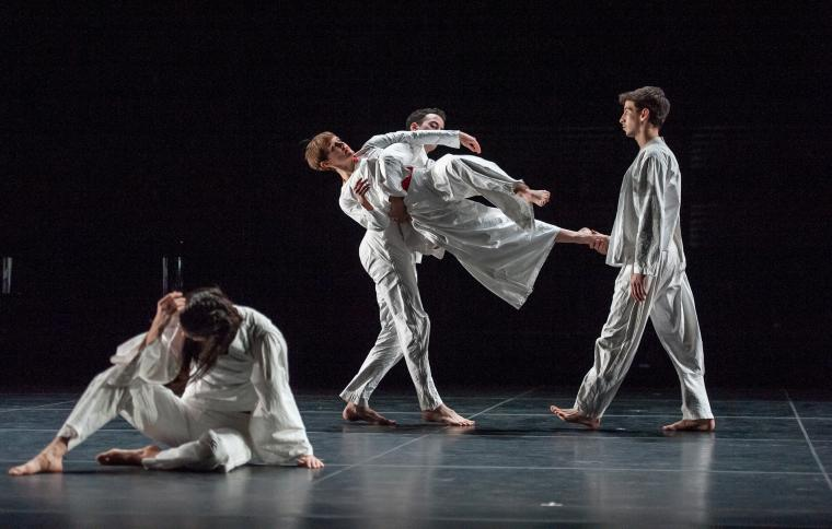 Photo courtesy of Trisha Brown Dance Company