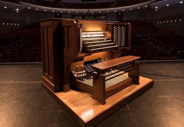 Northrop's Historic Pipe Organ: A Resounding Success